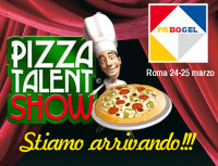 Pizza Talent Show aspetta te!