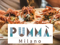 Pummà: la pizza all'ossobuco made in Milan