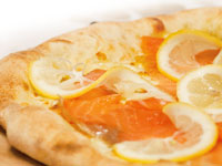 Pizza agrumata